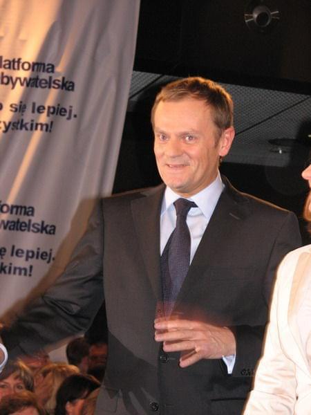 Sztab Wyborczy PO - 21.10.2007