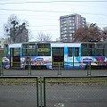 Gdańsk - Pętla Kliniczna #tramwaj #pętla #Kliniczna #Gdańsk #ZKMGdańsk