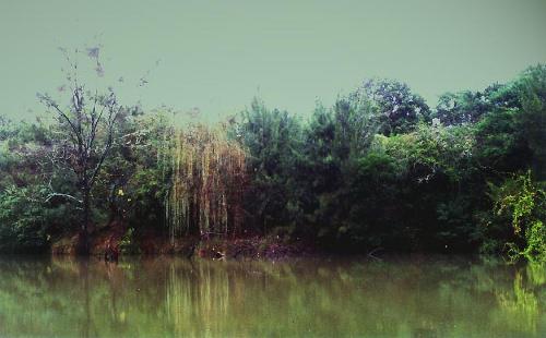 Ta sama rzeka, inne ujęcie. Też poprawiona...