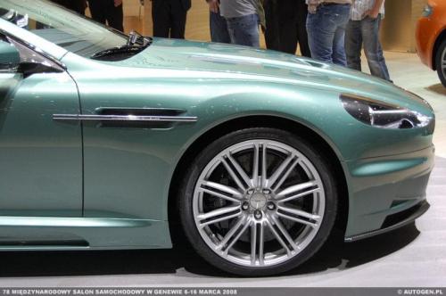 Aston Martin DBS / www.autogen.pl #AstonMartinDBS