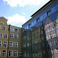 Gdansk #Gdansk #StareMiasto #bloki #odbicie