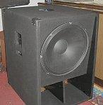 P&W-Project 2x Bass ala Fame X-58 Sub