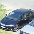 #Honda #Civic #VIII #generacja #UFO
