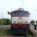 Piękna mordziula... #EP07 #kolej #warszawa #dworzec #gdański #dni #techniki #kolejowej #pkp