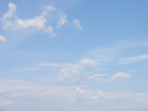 dla wszystkich, którzy często błądzą głową w chmurach ;)
