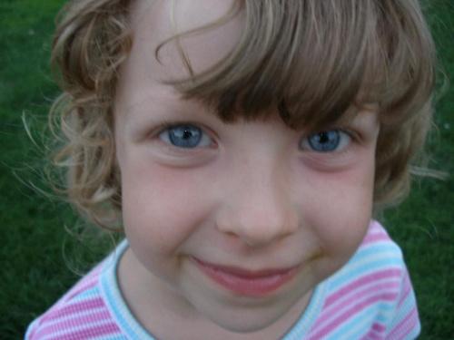 moja kuzyneczka - Madzia mały diabełek ;)