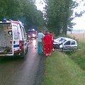 #BMW #Jana #Pawła #Toyota #Yaris #Żory #wypadek