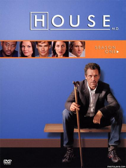 DR House / MD House Sezon I {Kompletny Sezon} PL.BluRay.1080p.x264-LTN / Lektor PL
