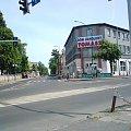 TOMASZÓW MAZOWIECKI - centrum miasta- ul.Mościckiego / Św.Antoniego #TomaszówMazowiecki #miasto #Łódzkie #DomHandlowy #Śródmieście #ulica