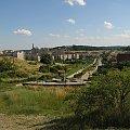 Widok na osiedle Ślichowice, a wyżej na Karczówkę, Kielce #osiedle #bloki