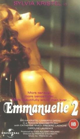 Emmanuelle 2 (1975) | DVDRIP | LEKTOR PL