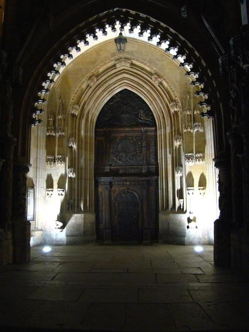 Katedra - wejście główne #Wrocław