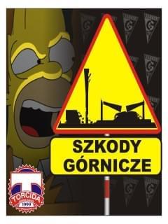 [TAPETY] - K.S GÓRNIK ZABRZE -240 x 320