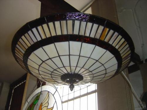 Lampa panelowa 52 cm