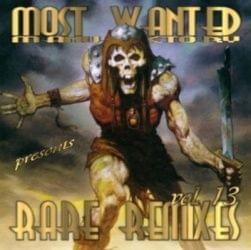 Most Wanted-Rare Remixes vol.13 [Razorblade Disco]