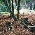 cmentarz ewangelicki niedaleko Krzyży #mazury #cmentarz #Krzyże