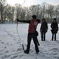 3D -Grzybowo 11.01.2009 #TurniejŁuczniczy #Grzybowo