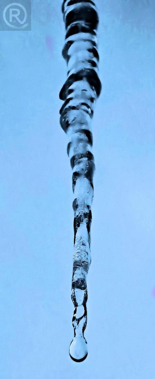 sopelek #sopel #lód #zima #woda #mróz