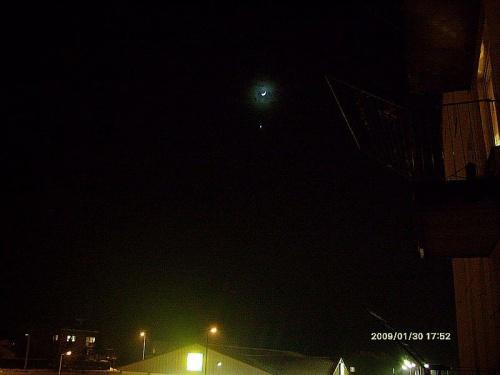 #wenus #księżyc