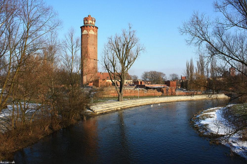 #WieżaKrzyżacka #brodnica