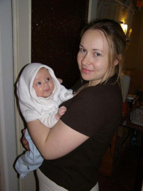 9 tygodni #dziecko #dzieci #niemowlę #niemowlęta #niemowlak #matka #mama #macierzyństwo