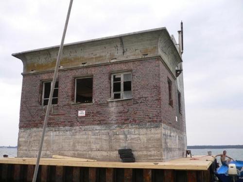Okna pierwszej torpedowni