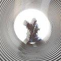 #rura #tunel #praca #robota #spawanie