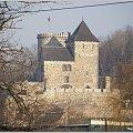 Zimowy zamek