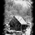 #zima #krajobraz #szopa